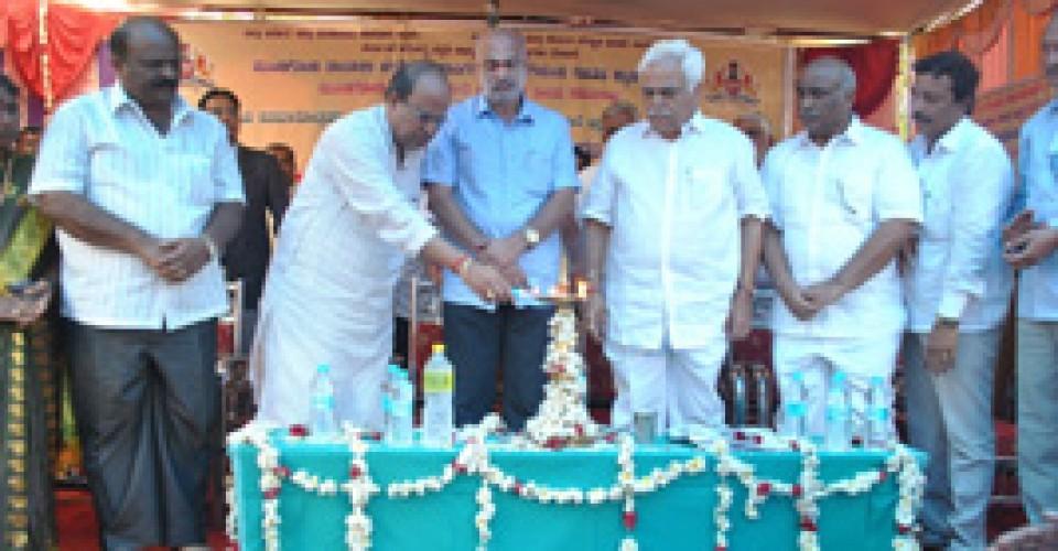 KLE Centenary Free Megha Health Check-up camp at Mundagod 17/09/16