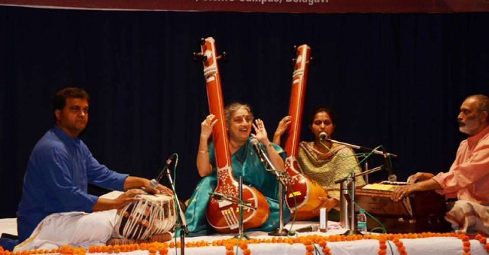 Musical Programme by Dr. Aashwini Bhide Deshpande – 30/06/16