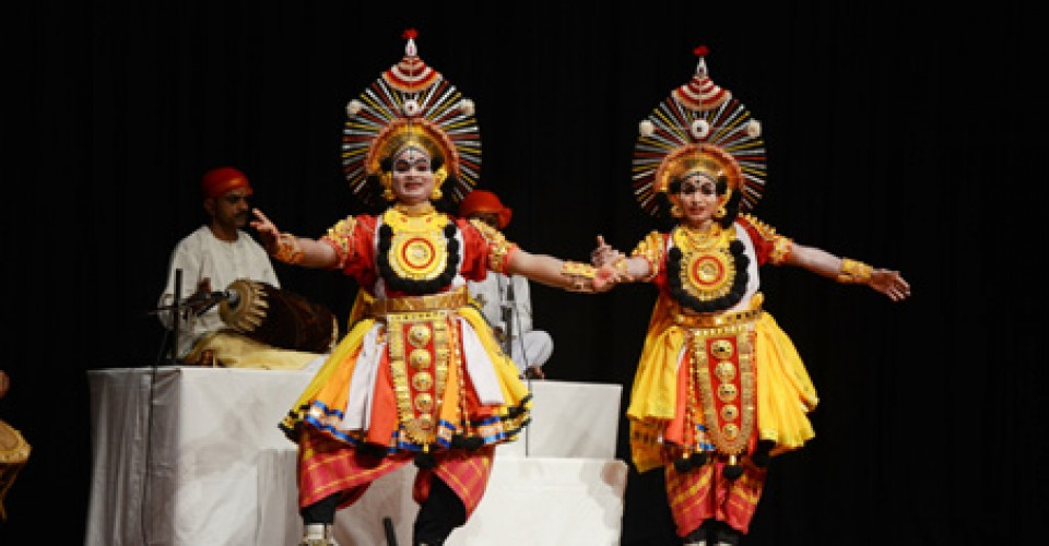KLE Centenary Celebration Yaksh Vaibhava on 02/06/16