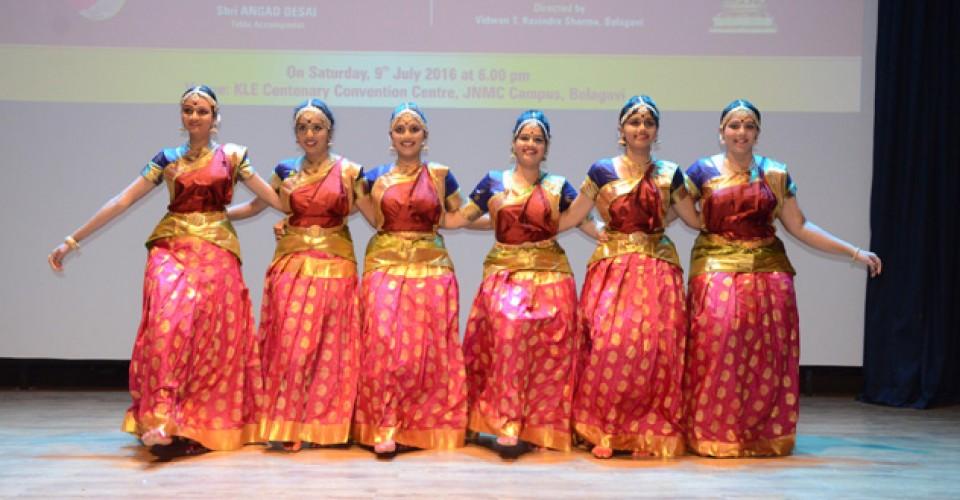 Celebration Jugalbandi – Bharatnatyam 09/07/16