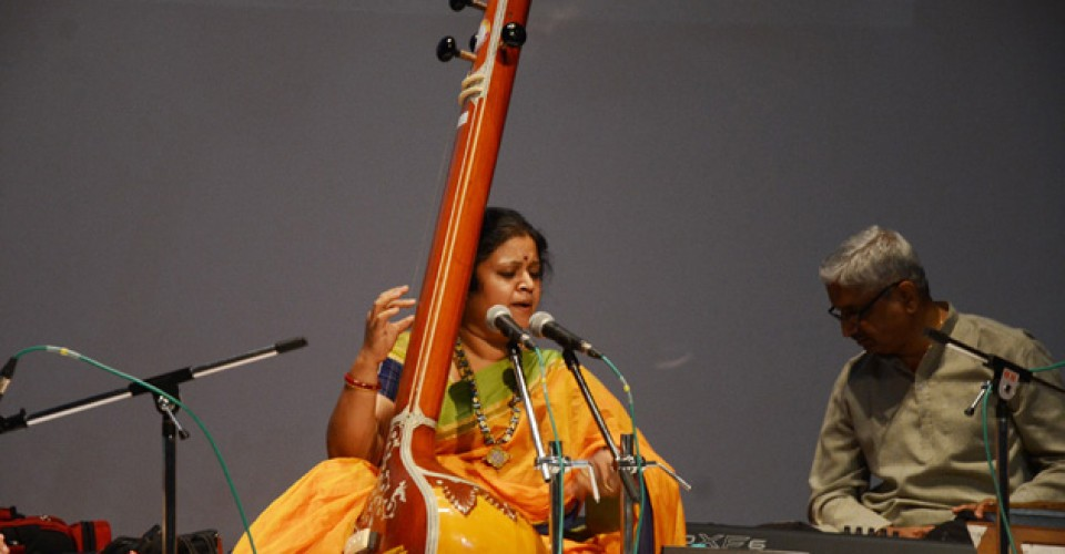 Musical Programmer by Smt. Sangeeta Katti 15/08/16