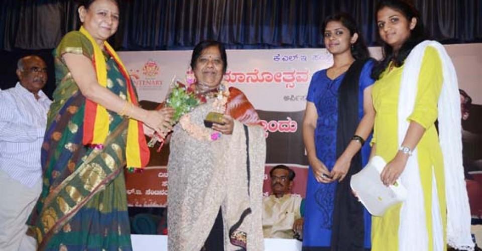 Comedy Show by Sri Pranesh, Sri Richerd Lues & Smt. Indumati Salimath on 30/01/2016
