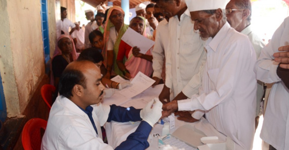 Free Health Camp Jainapur 16/06/16