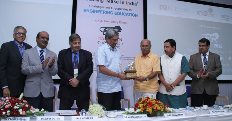International conference on enabling Make in India Challanges