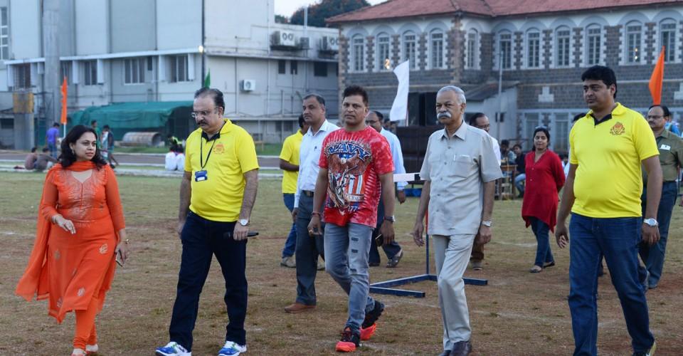 KLE Centenary Shatam Football Day 1